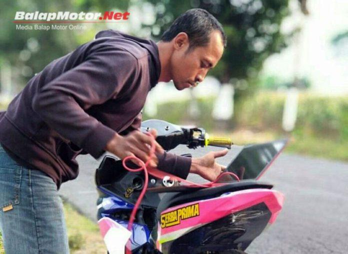 Kembali Muncul, Tim Privateer Ini Beri Kejutan di Motorprix Wonosari 2017