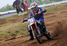 Tampil Tanpa Beban di Moto2, Dheyo Wahyu Raih Gelar Juara Nasional SE 65