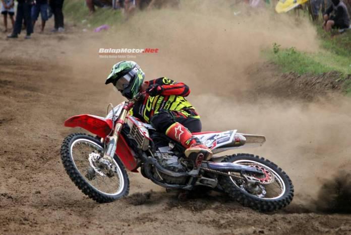 Hasil Kejurnas Motocross Putaran Final 2017 Yogyakarta