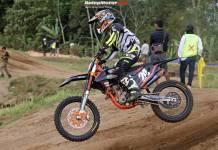 Hilman Maksum Bersyukur Raih Gelar Runner Up MX2 di Musim Pertamanya