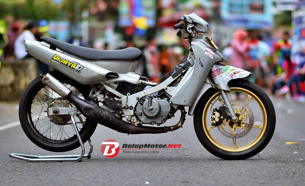 Agus Chikens Borong Podium Matic Satria 2 Tak 125cc Jadi Yang Terbaik