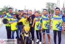 Juara Umum Seeded & Pemula B Kejurda Motorprix Kalbar 2017, Tim JS Racing Singkawang Target Maksimal di Kejurnas Motorprix 2018