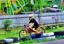 Drag Bike 2018: Alvan Cebonk Gabung Sumber Agung, Fix!!