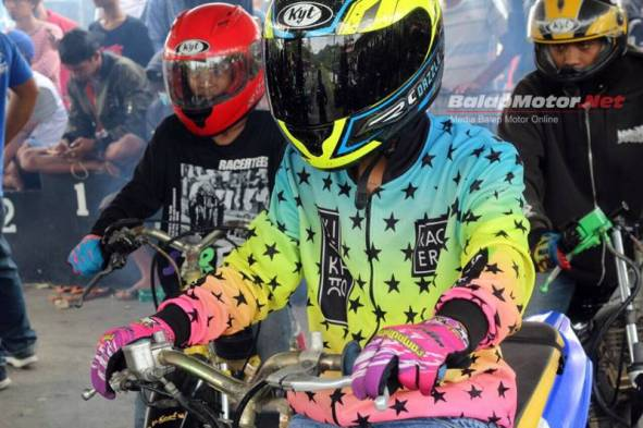 Peduli Pembibitan, Racertees Support GDS Fun Drag Bike 2018