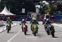 Hasil Kejurnas Supermoto Ronde 1 2018 di Yogyakarta