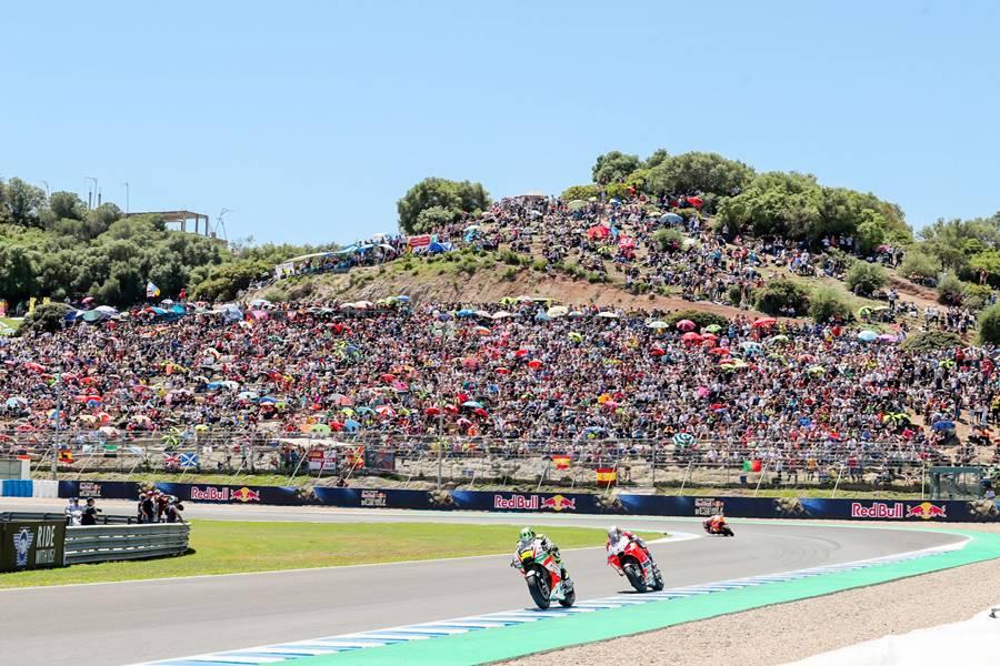 Hasil Lengkap Kualifikasi MotoGP Jerez 2018