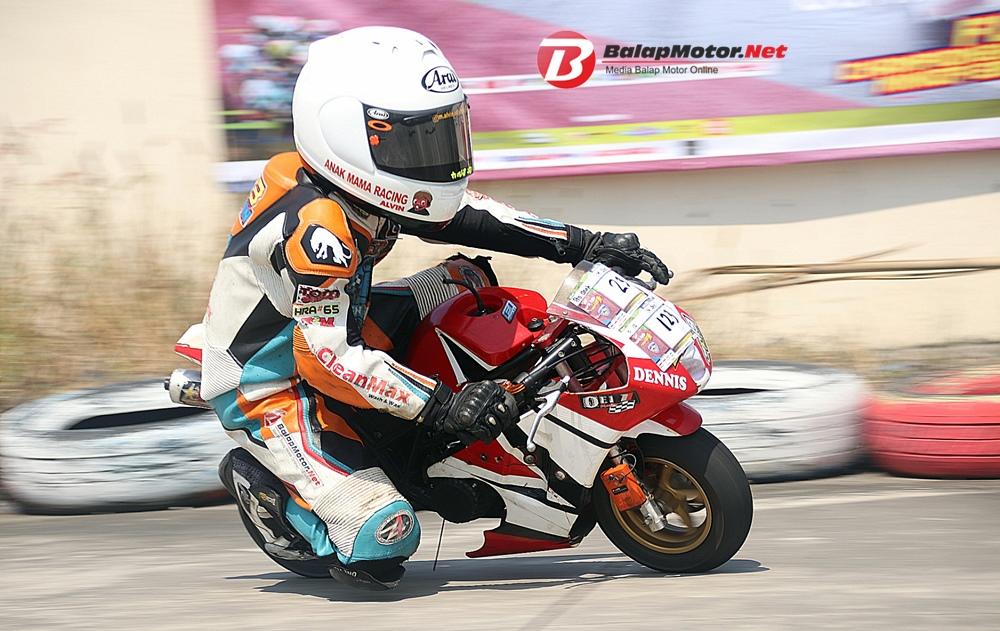 Benteng Racing Team Antar M Alvin Double Podium Di BANK ...