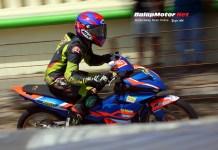 Road Race Slawi 2018: Masih Dominasi Ryan TS di Kategori Poin Pemula, Juara Umum!