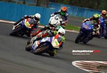 IRS 2018: Rey Ratukore Tatap Seri Selanjutnya, Sementara Klasemen ke-4 Sport 250cc