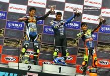 IRS Round 3 Sentul: Strategi Kedua Antar Willy Juara, R15 Dominasi Race 1 Sport 150cc