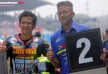 Dua Kali Podium Runner-Up Sport 150cc, Rapid Topan Akui Cukup Puas