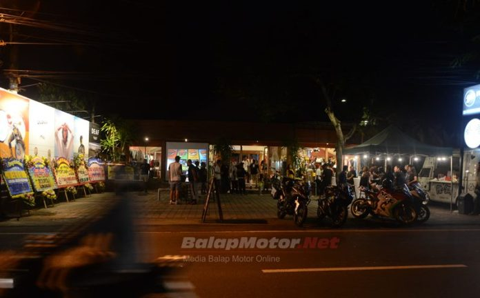 Surf & Ride + Pro Tuner HTMC Bike Builder, Tongkrongan Bikers di Bali, Konsepnya One Stop Service