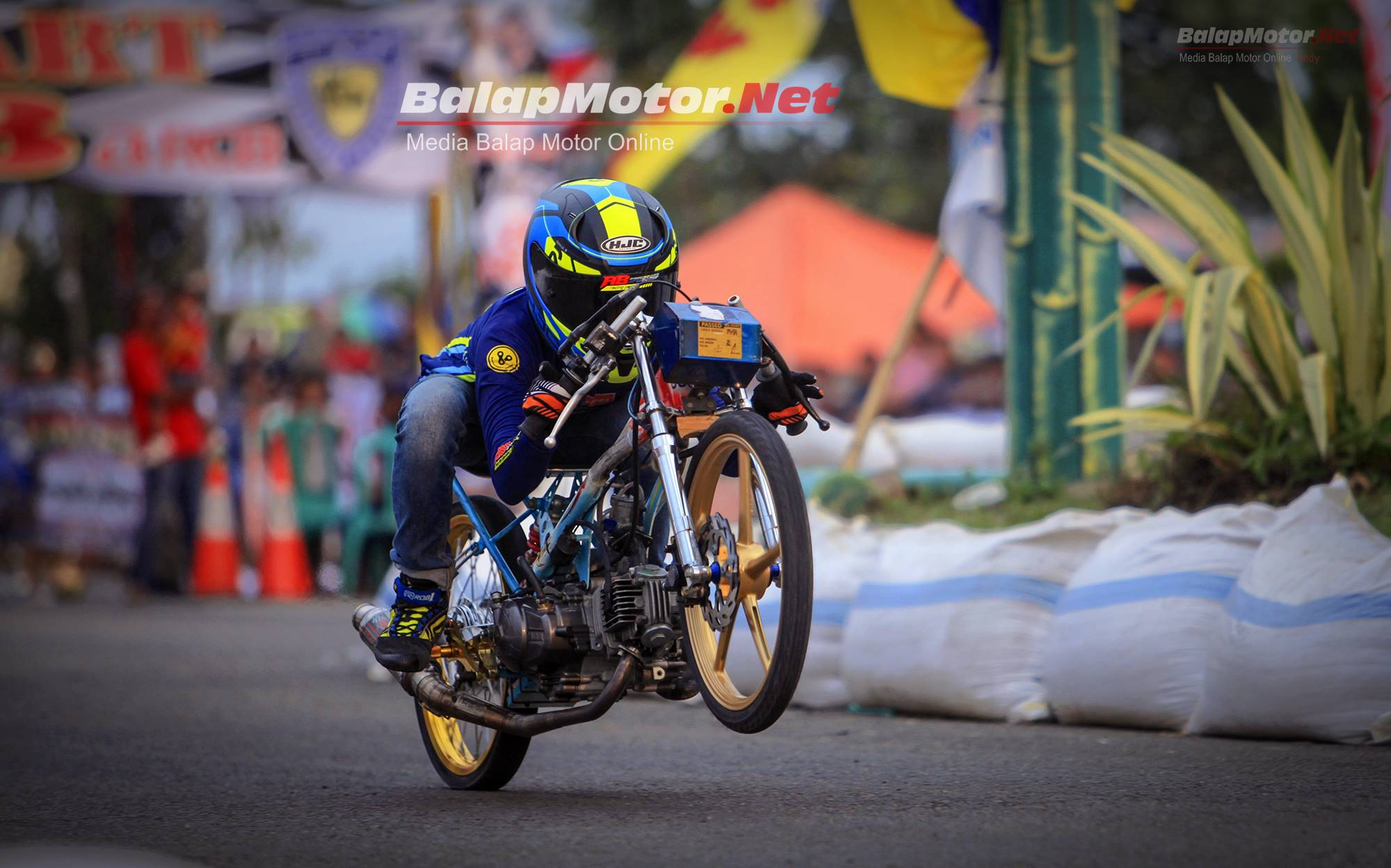 Hasil Kejurnas Drag Bike Pringsewu Lampung 30 September 2018