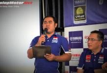 Kadek Suma Adnyana Resmi Jadi Manajer Motorsport Yamaha Indonesia