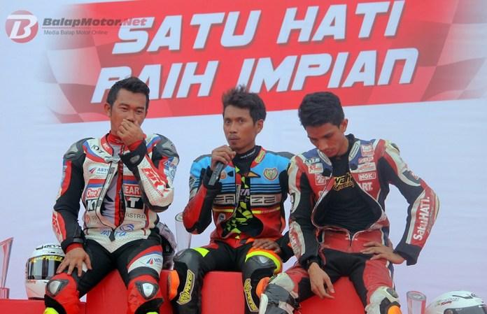 Final HDC Jogja: Wahyu Widodo Hutan Kayu Pells Racing Jawara Race 2 HDC 1