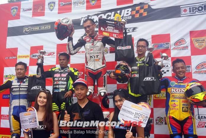 Nih Rahasia Bos Trijaya Racing Digdaya Pacu Nova Dash di Trek Basah