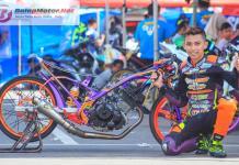 Kejurda Dragbike Jabar 2019: Dominasi FU 200 Bawang Wulung HKRT, Topan 7.088 Detik!
