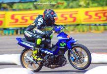 SCP Musi Rawas 2019: Double Winner Race 1 dan Race 2 Kelas Underbone, Kalingga Dapat Bonus Melimpah