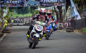 Rolling Speed Danyon Ramadhan Race 2019: Alami Big Crash Fisichella KW Enggan Batal Puasa