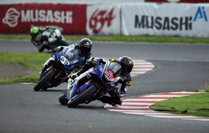ARRC Round 4 Japan: QTT SS600 Milik Yamaha Thailand, Andi Gilang ke-12!