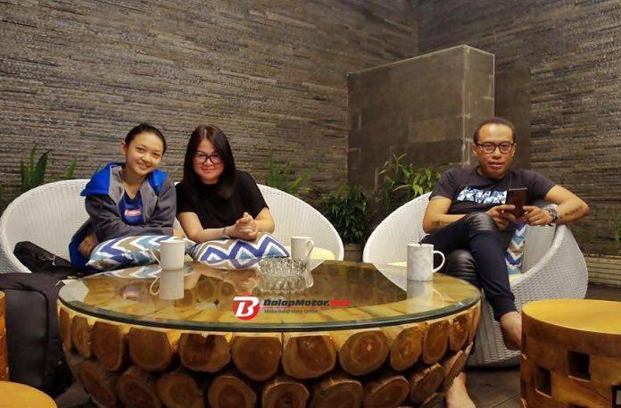 Jadi Keluarga Baru Kawahara, Daffa Della: Semakin Termotivasi Untuk Berprsatasi!