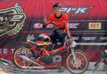 IDC Seri 2 Kebumen 2019: Erwin Sredek 'Bekantan Speed' Kunci Final Bebek 130cc!