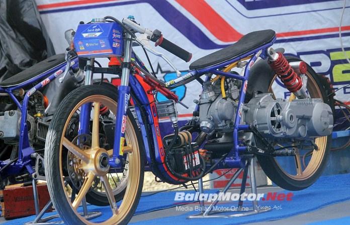 Matic Konsisten Podium, Bank BJB GBU RTP OP27 Jet Up Siap Tatap Seri Berikutnya!