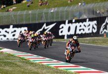 Klasemen KTM Redbull Rookies Cup: Mario SA Sementara ke 14!