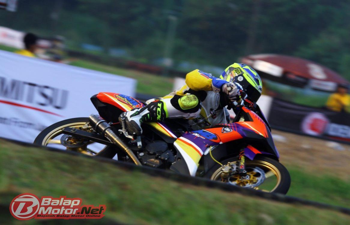 Bersama Bengkel Motor Biasa Inapro Rere Juarai Kelas Top National