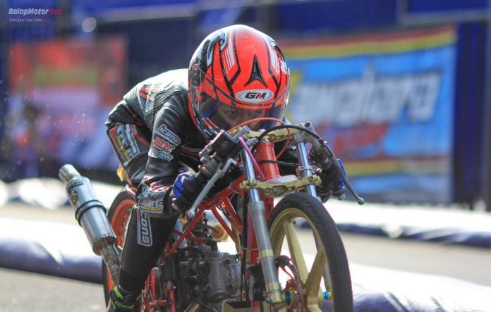 Hasil Kejurnas Drag Bike Region 1 Medan 21 Juli 2019