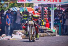 Drag Bike Takalar 2019: Erwin Sredex Sikat Juara Umum & Best Time 6.730 Detik di FFA!