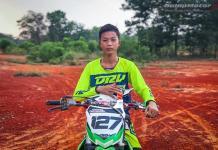 Jelang MXGP Palembang 2019: Galang Fernando Turun di Kelas MX85cc, Disuport Pengprov IMI Sumatera Selatan!