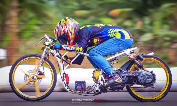 Agenda Balap: Kejurnas Drag Bike Region 1 Padang Digelar 13 Juli 2019
