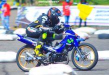 Pimpin Klasemen Underbone 125cc, Kalingga Optimis Rebut Tiket Nonton Langsung MotoGP Sepang 2019