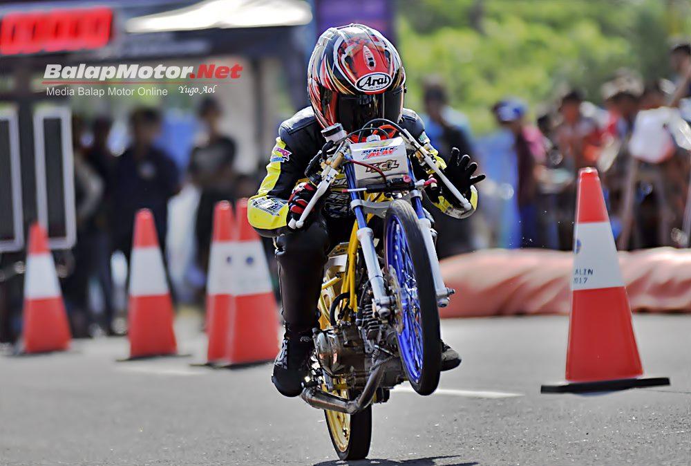Hasil Lengkap Gadhuro Drag Bike Seri 3 Cilacap 2019