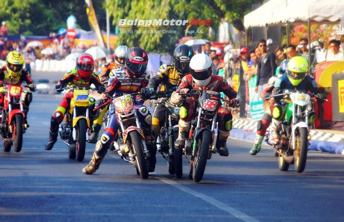 Hasil Road Race Jepara 1 September 2019