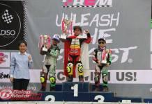 Bikin Bangga !!! Bocah Asal Jogja Ini Juarai Balap MiniGP di Thailand