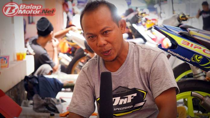 Nih Tarif Bikin Underbone 2 Tak di Childern Racing
