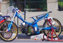 Kejurnas Drag Bike Bangka Belitung 2019: Bebek Goreng Ini Tembus 8.174 Detik & Triple Podium!