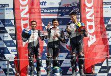 Dheyo Wahyu Double Winner, Merah Putih Berkibar di Thailand
