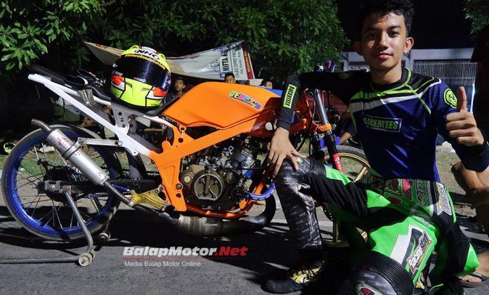 Dua Ninja STD Racikan M. Yusron Mendominasi, Ada Sapi Edan & Sengkuni Tebox's Pati!