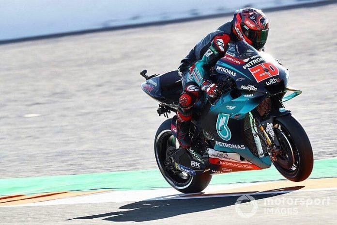 MotoGP Valencia 2019: Rossi Jatuh Terus, Quartararo Semakin Bagus!