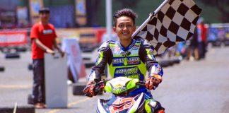 Kejurda Road Race Lampung 2019: Menangkan Pertarungan, Wahyu Tole Jawara MP3!
