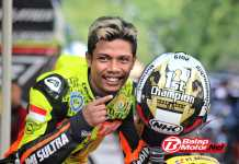Tiga Musim Kuasai Motoprix Sulawesi, Handy Tuahatu Istimewa!!!