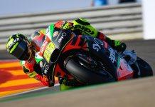 Masih Diskors, Andrea Iannone Masih Bisa Ikut test Pra Musim MotoGP 2020