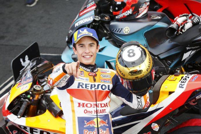 Marc Marquez Ragu Bakal Dominasi MotoGP Musim 2020
