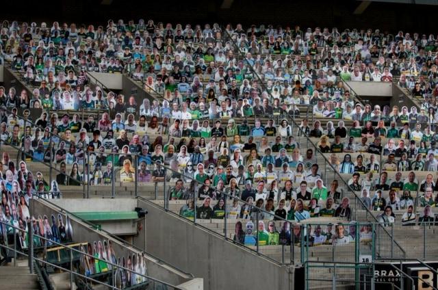 Penonton Buatan di Bundesliga |Foto: Bayer Monchen gladbach,