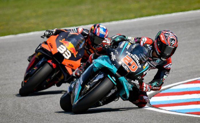 Jelang GP Austria, Quartararo : Pasti KTM Akan Kuat!!