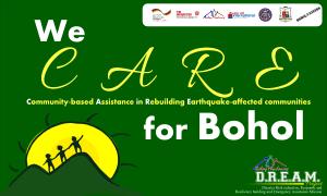 We Care for Bohol