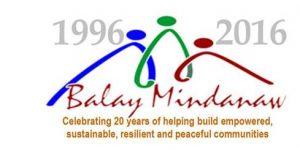 balay mindanaw 20 years